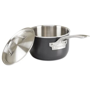Viking® 3-Ply Sauce Pan with Lid