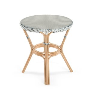 Tawanna Rattan Dinning Table by Bayou Breeze Design