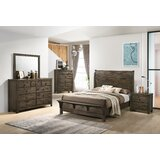 Shockley Sleigh Standard 5 Piece Bedroom Set by Union Rustic