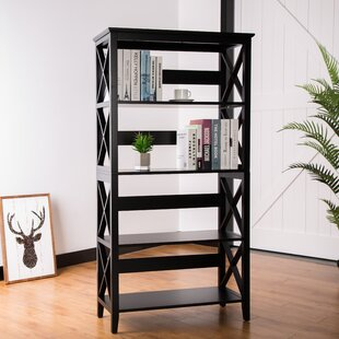 Find Zac Etagere Bookcase by Andover Mills