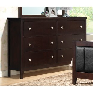 Boden 6 Drawer Double Dresser by Red Barrel Studio