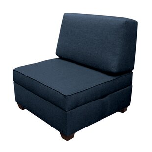 Attica Modular Slipper Chair by Red Barrel Studio