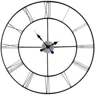 Oversized Decorative 30 Wall Clock