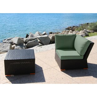 Marcelo 2 Piece Conversation Set
