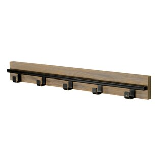 Muirhead Wall Mounted Coat Rack By 17 Stories