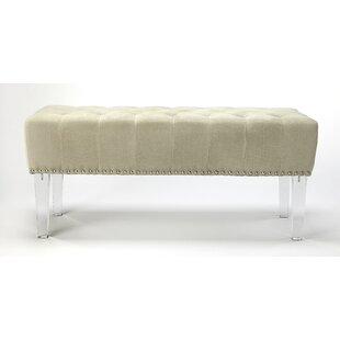 Moose Upholstered Bench