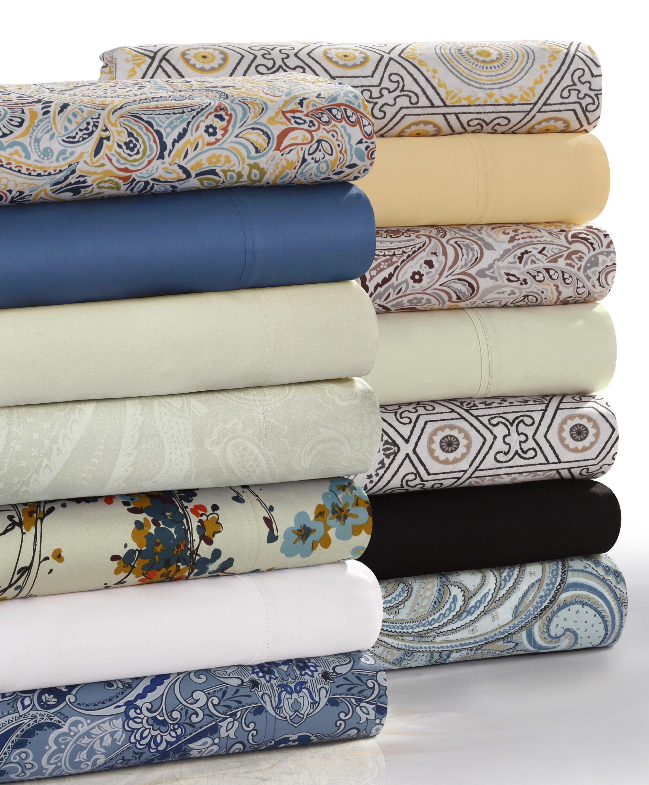 Fleur De Lis Living Sheets Pillowcases You Ll Love In 2021 Wayfair