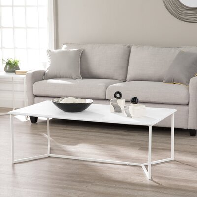 Small Wood Rectangle Coffee Tables You Ll Love In 2020
