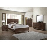 Rochelle Platform Configurable Bedroom Set by Union Rustic