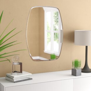 Read Reviews St Georges Wall Mirror ByWade Logan