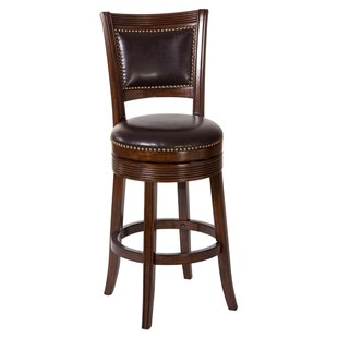 Lockefield 26 Swivel Bar Stool Hillsdale Furniture