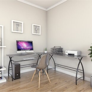 Raya L-Shaped Computer Desk