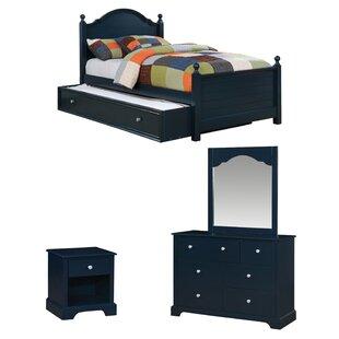 Evanoff Youth Configurable Bedroom Set by Harriet Bee