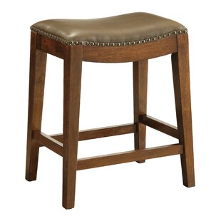 Chesterhill Bar Stool Red Barrel Studio