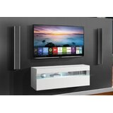 Ada Floating TV Stand for TVs up to 43 inches byOrren Ellis