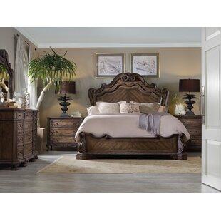 Hooker Furniture Rhapsody California King Panel Bed