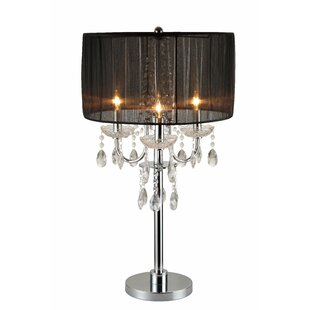 Viers Chandelier Touch 29 Table Lamp (Set of 2)