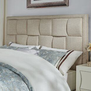 Gina Upholstered Panel Headboard by Brayden Studio