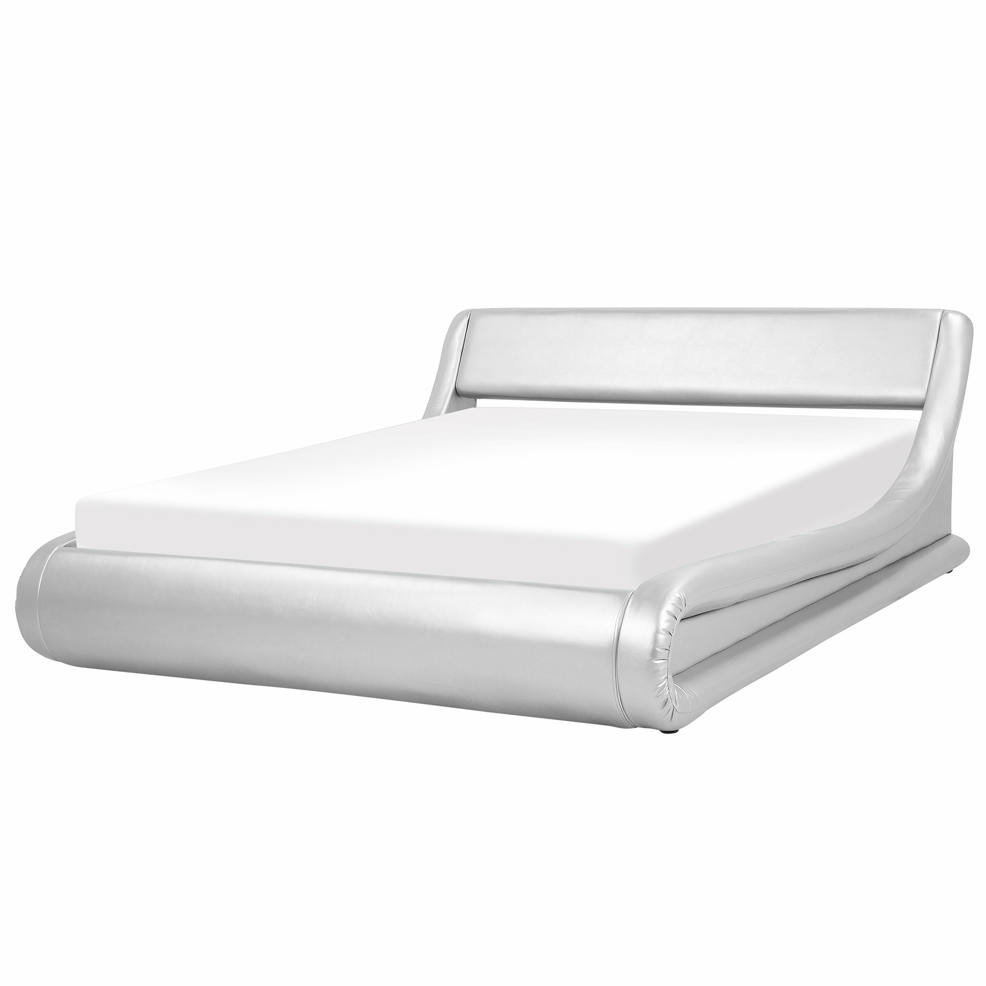 Fine European Kingsize Upholstered Ottoman Bed Pabps2019 Chair Design Images Pabps2019Com