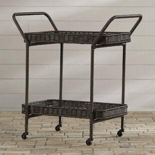 Beachcrest Home Petherton Serving Cart