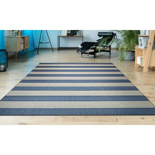 Gallinas Cornflower/Ivory Area Rug