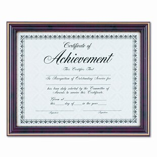 8 X 11 Frame Wayfair