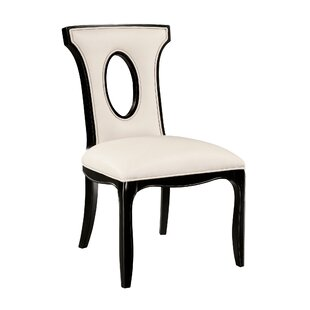 Bailey Street Crystal Side Chair (Set of 2)