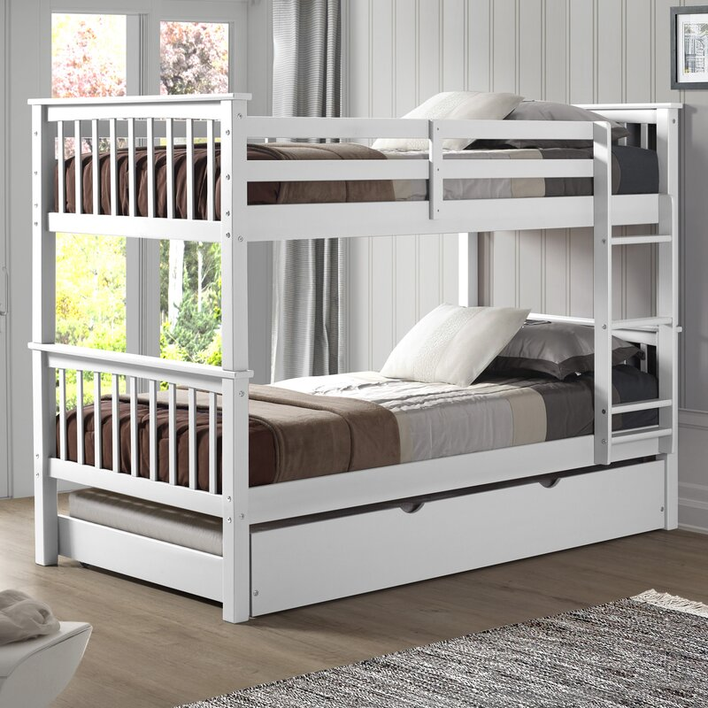 default_name - Wooden Twin Bed Frame