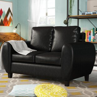 Comparison Nona Loveseat by Wade Logan Reviews (2019) & Buyer's Guide