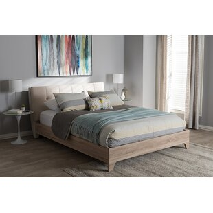 Check Prices Norden Upholstered Platform Bed by Latitude Run Reviews (2019) & Buyer's Guide