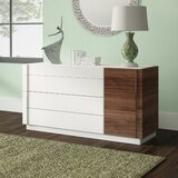 Cretys 4 Drawer Dresser by Brayden Studio®