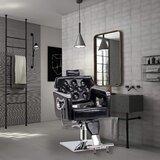 Barberpub Reclining Massage Chair with Ottoman by Orren Ellis