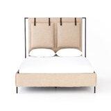 Valeri Upholstered Bed by Brayden Studio®