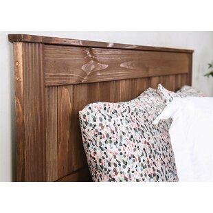 Compare prices Valor Panel Headboard by Millwood Pines