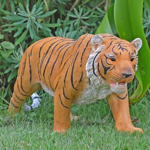 Rahate Tiger Statue Image