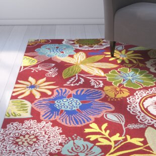 Hayes Floral Indoor/Outdoor Area Rug
