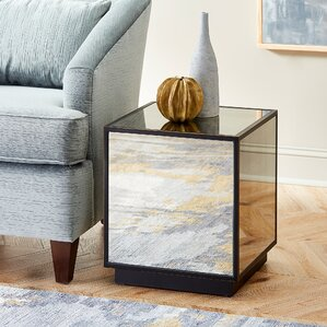 Carlo End Table by Orren Ellis