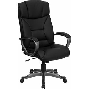 Symple Stuff Kruger High-Back Ergonomic E..
