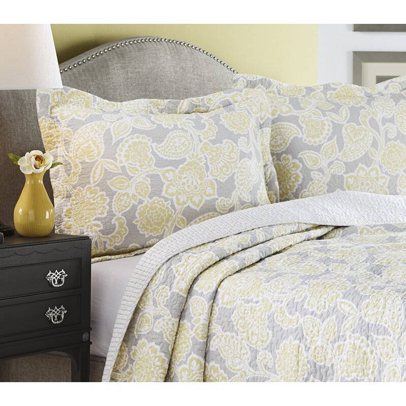 Laura Ashley Home Joy Quilt Set by Laura Ashley Home & Reviews | Wayfair