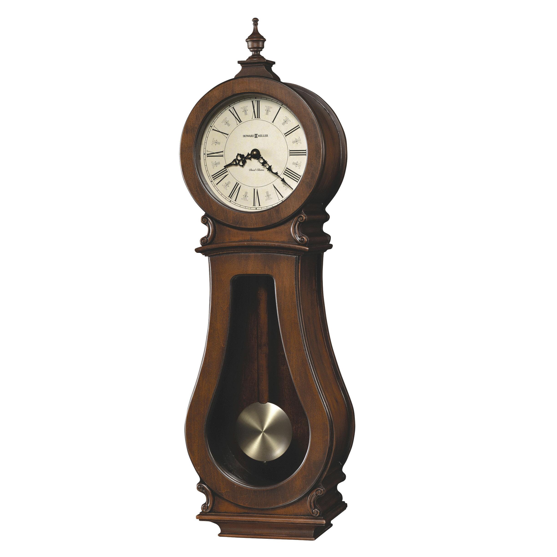 Howard Miller Chiming Quartz Arendal Wall Clock Reviews Wayfair