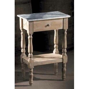 Chincoteague Classic End Table by Ophelia & Co.