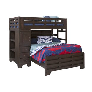 Walston Twin Over Full L-Shaped Bunk Bed