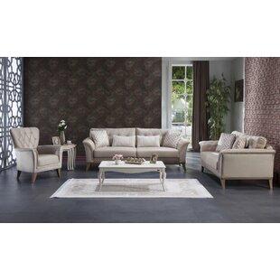 Dekora Configurable Living Room Set by Decor+