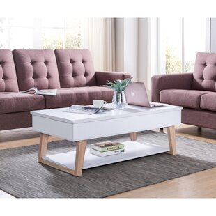 Skylark Lift Top Coffee Table With Storage By Latitude Run