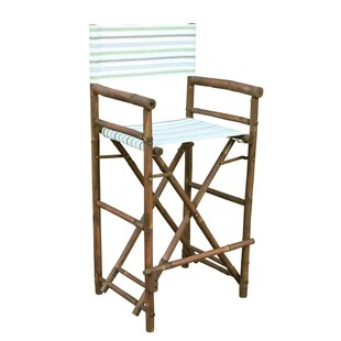 ZEW Inc Folding Director Chair