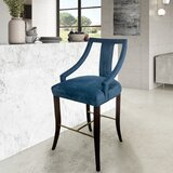 Halima 29'' Bar Stool by Everly Quinn