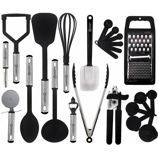 23-Piece Kitchen Utensil Set