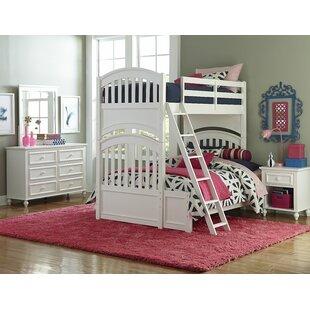 Viv + Rae Hannah Twin over Full Bunk Bed