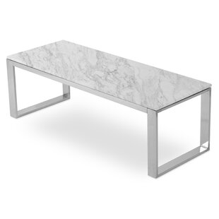Calvin Sled Coffee Table By SohoConcept