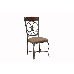 Wren Upholstered Dining Chair (Set of 4)